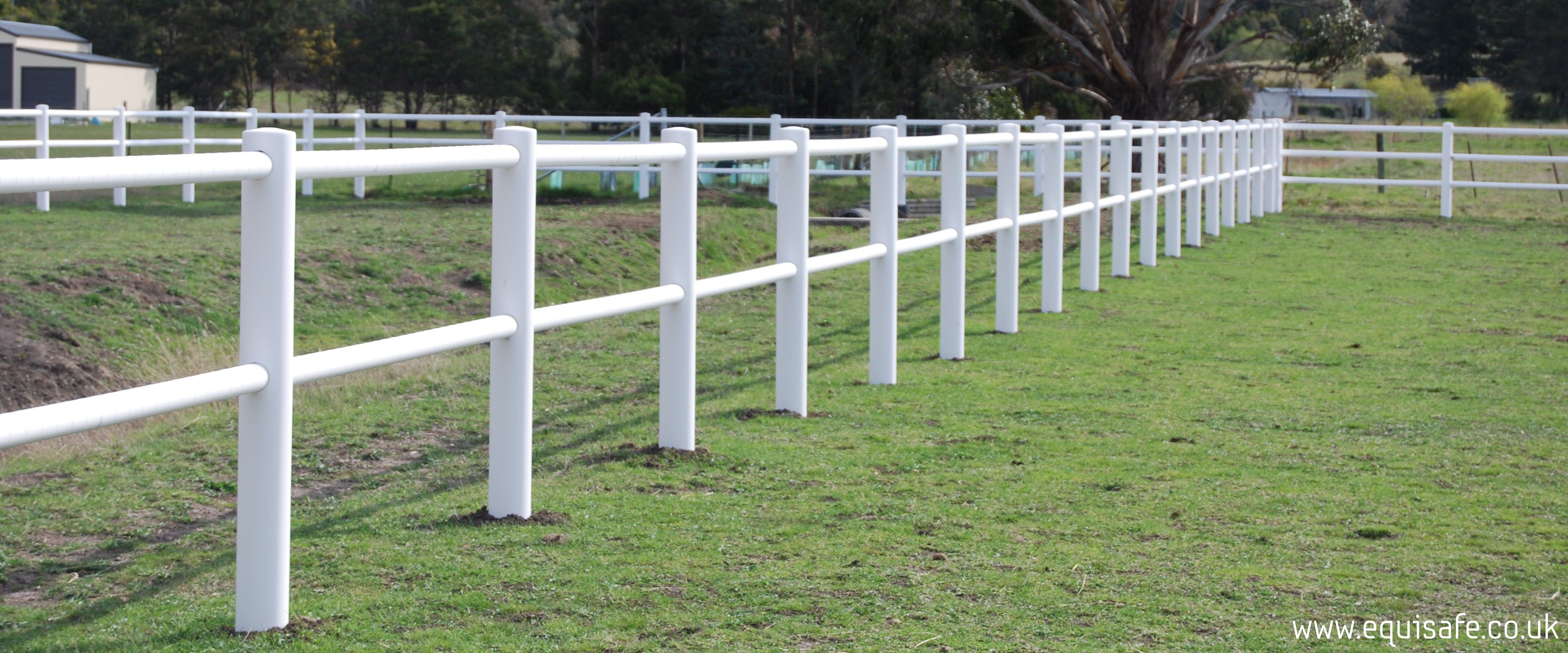 Post And Rail Electric Farm Fencing For Horses Amp Equine