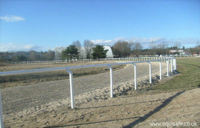 racetracks fencing